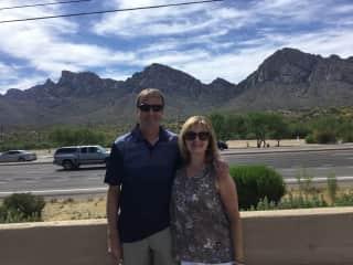 Arizona pet sit, 2019.