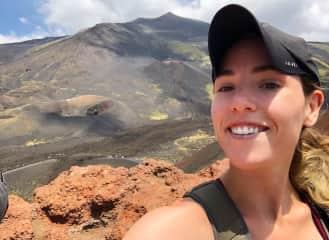 Hiking Mt.Etna
