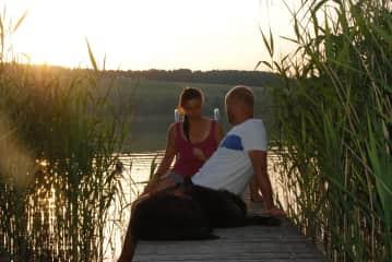 Doris, Idunno and I, July 2011