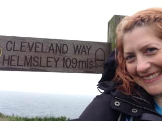 That's a wrap on England's Cleveland Way! (2014)