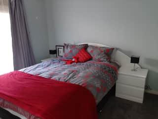 Your very quiet bedroom