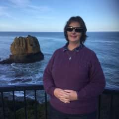 Me down at The Twelve Apostles in Victoria