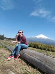 WWOOFing for a month at Mt. Fuji!