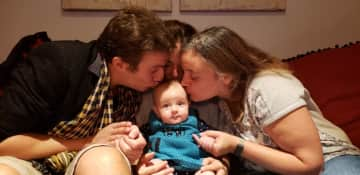 Me (in the middle), my brother, sister and baby niece. Since she was born last April, my interests these days largely revolve around hanging out with her.