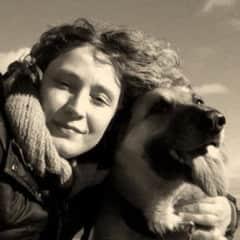 Joyce, my first beloved German Shepherd