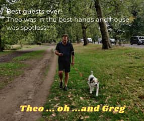 Theo ... a gentle soul