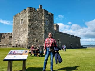 Devon Blackness Castle
