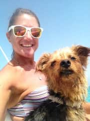 Me & Frankie, Yorkshire terrier 13