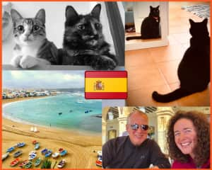 Spain - We are biased - I was born here and Tomas loves it! We have seen and experience so much and have taken care of beautiful pets and homes as well.