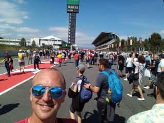Barcelona Formula 1