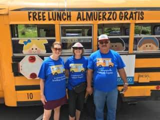Helping: Free Summer Lunch Program in Denver