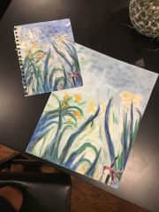 My rendition of a classic Monet.