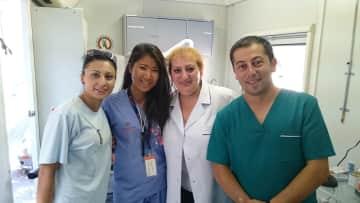 volunteering in Armenia