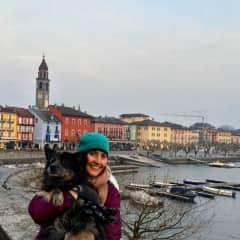 Gladys in Ticino, Switzerland