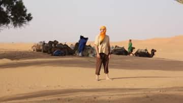 Sahara Desert Dwelling