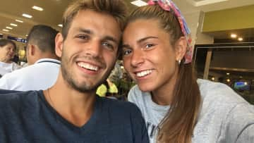 We are Patricio and Micaela, a couple of Argentines passionate about traveling!