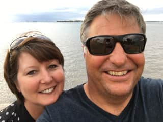 Michelle and Mark