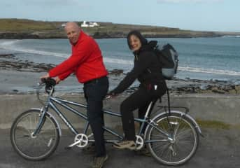 Jeff and Sylvie