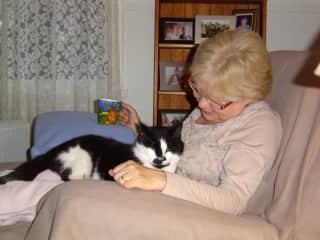 Gail and Bandit