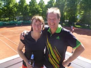 Bob & Sally, Estonia Mixed Doubles