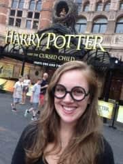 Huge Harry Potter fan!
