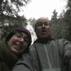 Rory & I Hiking in Canada!