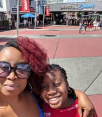 When we lived in Florida we regularly went to Universal Studios. We love it there.