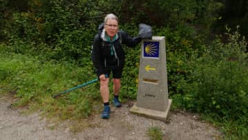 Hiking the Camino in Spain