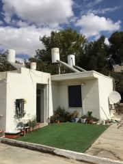 Patio/Roof