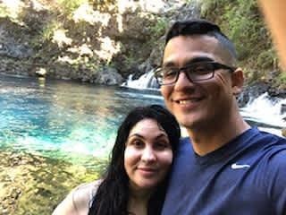 J and lex hiking adventure