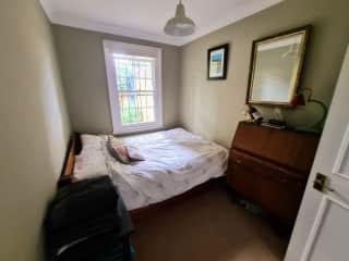House-sitter's bedroom