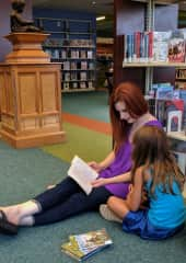Books and kids. Win-win. I'm a voracious reader and value sharing quality time with people I care for. (Kansas City, MO)