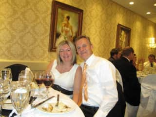 Linda & Mark