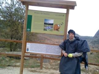42km hike from Montejaque to Ubrique, Spain La Sierra de Ronda y Cadiz
