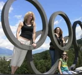 Feeling Olympic in Innsbruck