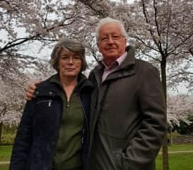 Nicolette and Robert, Amstelveen (Holland)