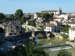 Our town of Nerac
