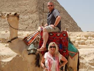 Ken & Gina (Egypt)