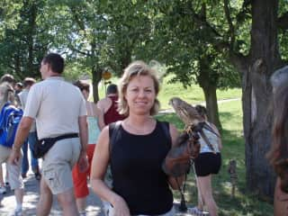 Michelle in Slovakia