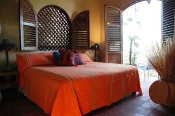 Master bedroom in our Casa Grande
