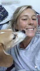Kisses from Shiloh!
