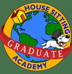 Graduate Badge House Sitting Academy