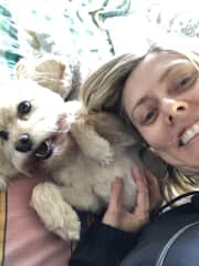 Cavoodling + cuddling in Sydney