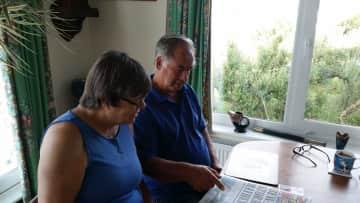Ann and Nigel