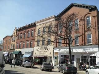 Main Street, Northport