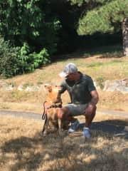 Greg and Tacobeh/ Housesit on Vashon Island, WA