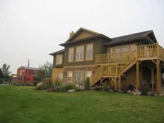 My home just outside of Okotoks, Alberta Canada