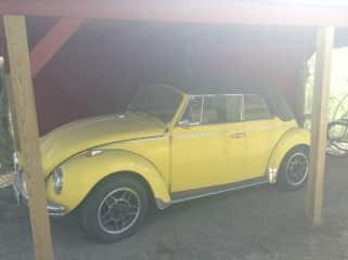 My dreamcar, Volkswagen Cabriolet -70