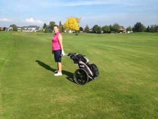 Imma golfing in WA