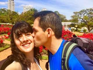 Lai & Pablo =)